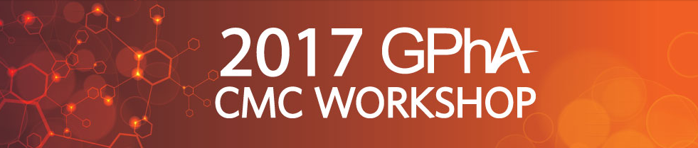 Generic Pharma Association CMC Workshop